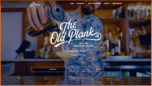 the old plank